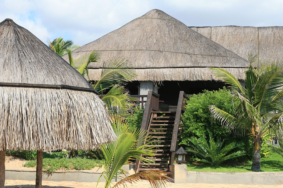 Overland Missions Mozambique base