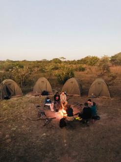 Expedition Campsite
