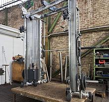 Multipowerstation in der Fertigung.