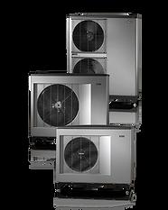 Luft-Wasser Wärmepumpen