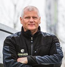 Projekttechniker Norbert Ahrens