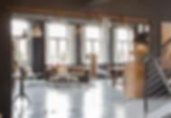 Schiebetürbeschlag aus rustikalem Stahl, im edlen Retro-Rost-Look