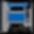 Variable Wandabstände der Schiebetüren: 17,5-47,5