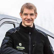 Kundendiensttechniker Marcus Hübner