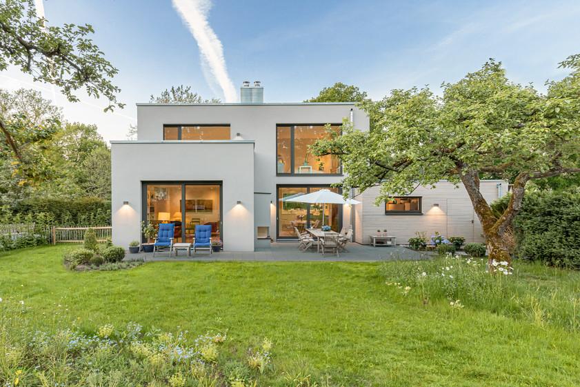 Architekturfotografie Bauhaus Landschaft