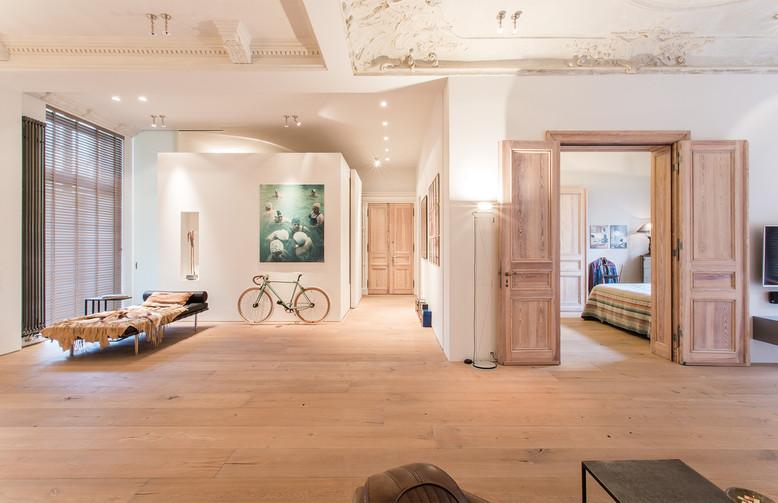 Berliner Penthouse