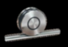 Schiebetürsystem Terra von MWE Edelstahlmanufaktur