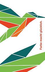 Visitenkarte Front Design Maler Hassler Rivermedia
