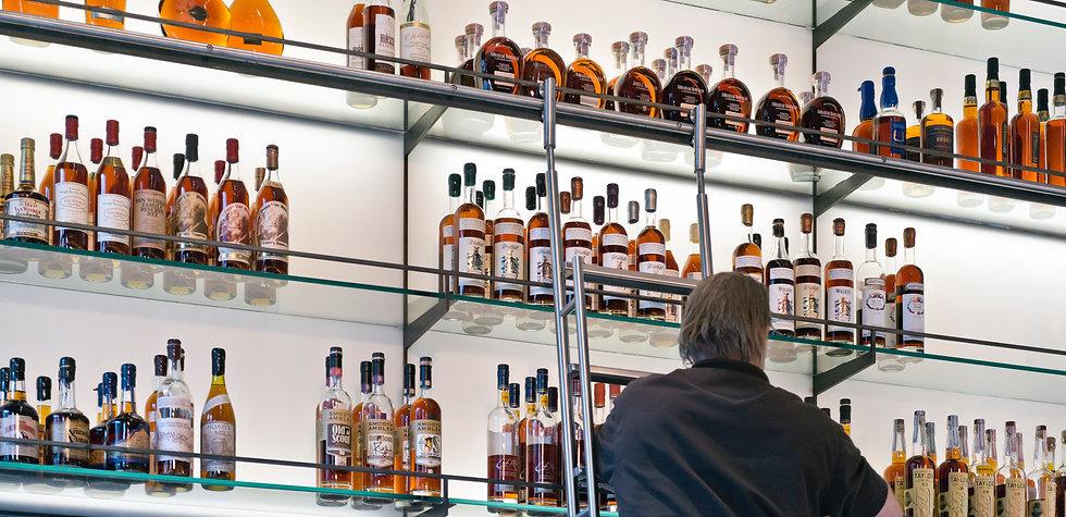 Whiskeybar Hard Water - Immer einen besuch wert!