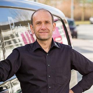 Geschäftsführer Michael Prehn