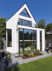 Architekturfotografie Giebelhaus
