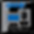 Variable Wandabstände der Schiebetüren: 29,5-49,5