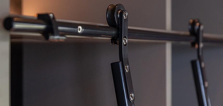 MWE Basic sliding ladder Klassik
