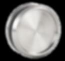 Detail: Griffmuschel von MWE Edelstahlmanufaktur aus Vollmaterial