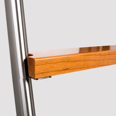 Wooden tread, solid