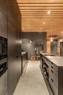 InterieurfotografieHamburger Penthouse Küche