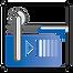 Mit MWE-Soft-Stop technik lieferbar
