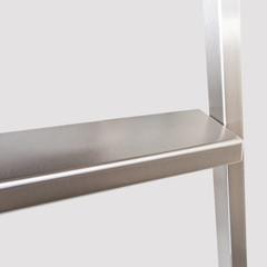Stainless steel tread