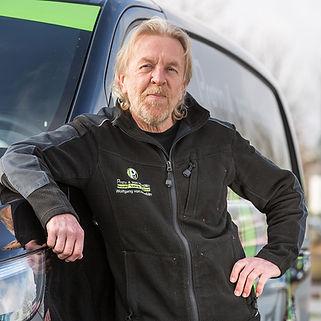 Geschäftsführer Wolfgang vo Hoeßlin