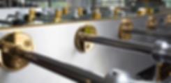 Hochwertiger Edelstahlkicker im Detail - Hier lässt sich alles individualisieren!
