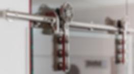 Beschlagsystem Chronos von MWE im Detail