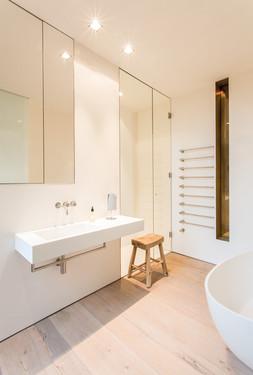 Berliner Penthouse Waschtisch