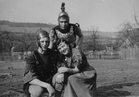 Ben Hur - Adolf, Albert und Gertrud Schm