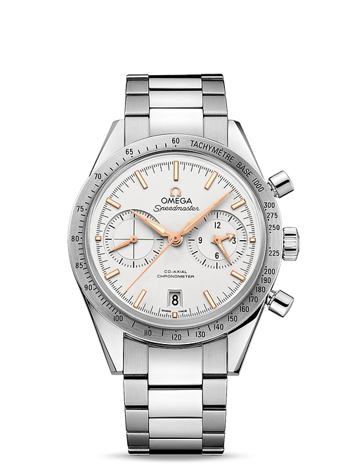 SPEEDMASTER '57 OMEGA CO‑AXIAL CHRONOGRAPH 41.5 MM