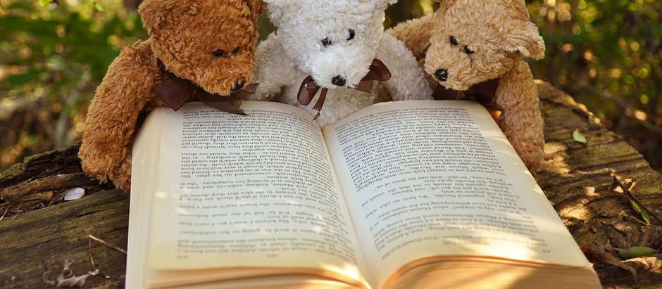 Défi # 13 - Ton toutou partage sa lecture préféré de l'été!