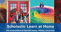 Scholastic - Learn at home