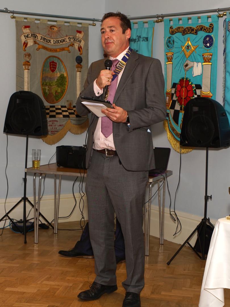 Richard Bolton Mens President