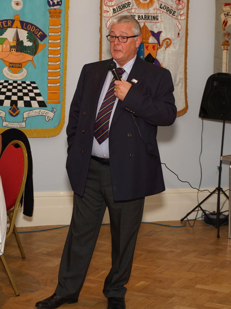Dave King Secretary
