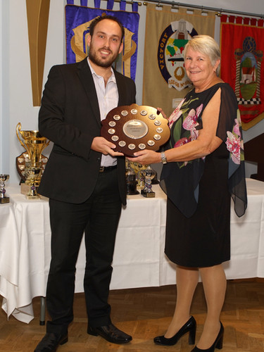 Mixed SIngles (Dave Hurrell Memorial Trophy