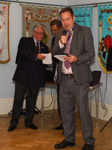 Richard Bolton, Dave King and Dave Farquhar