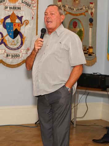 Tony Linfield Chairman