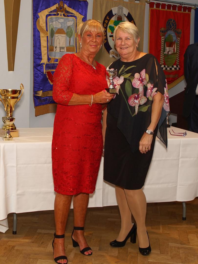 Ladies Fixed Jack (Alf Viney Trophy)