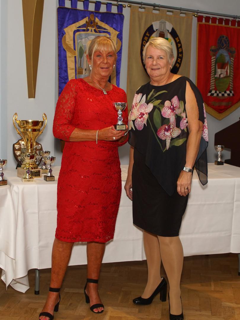 Ladies Walter Risebrow Trophy