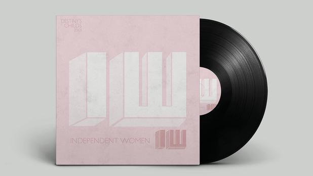 D&AD Competition - Vinyl concept
