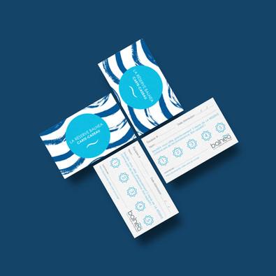 Balnea Promo Card