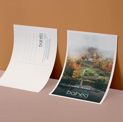 Balnea Print Postcard