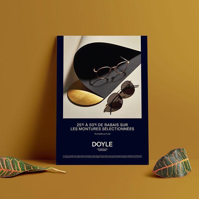 Doyle Poster Design