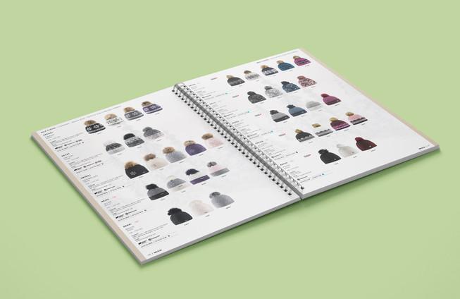 Bula Catalog Design