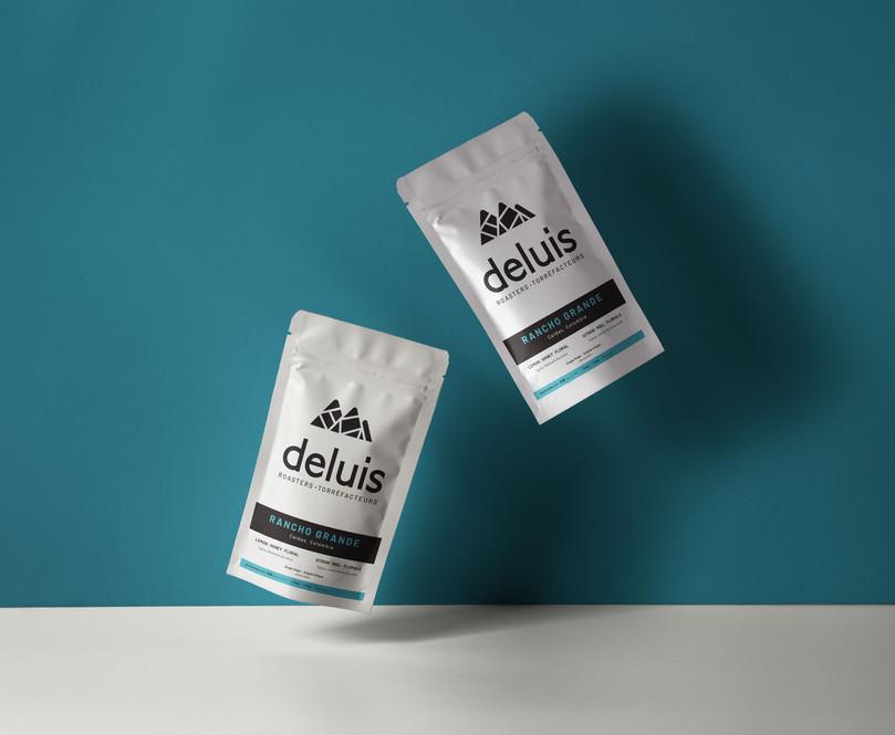 Deluis Packaging + Branding