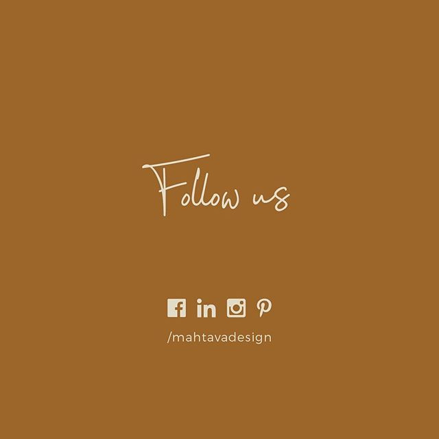 Follow Us!