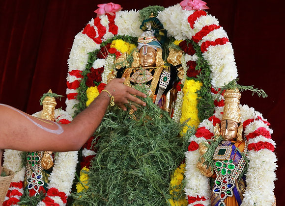 Sahasranama Archana