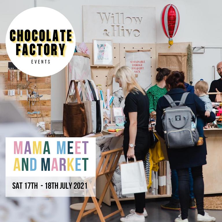 Mama Meet & Market x Bustler Market