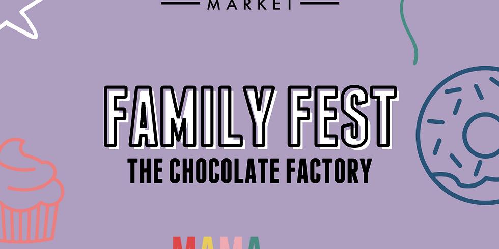 Bustler x Mamma Meet and Market Family Fest