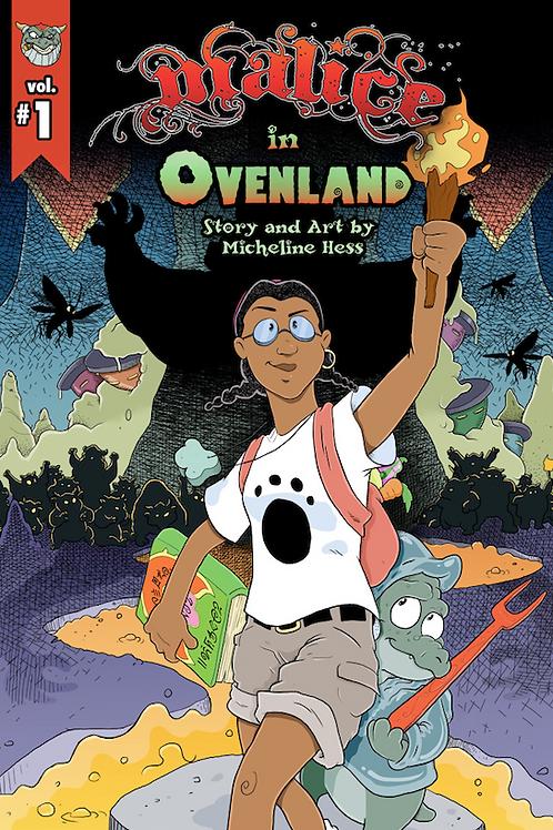 Malice in Ovenland Vol. 1 Digial Comic
