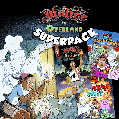 Malice in Ovenland Superpack