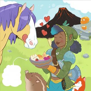 Custom Zelda character build